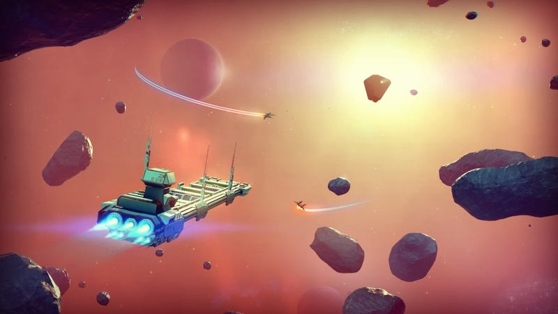 Don't Worry, Indie Sensation No Man's Sky Is Still Coming