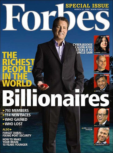 Forbes.com, Magazine United at Last by Layoffs