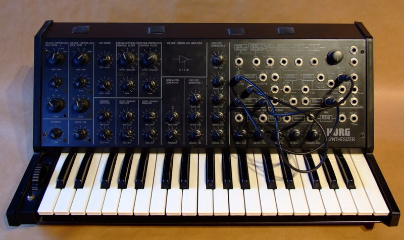 Korg MS-20 Mini: A 1970's Patchable Synthesizer Shrunken Down and Resurrected