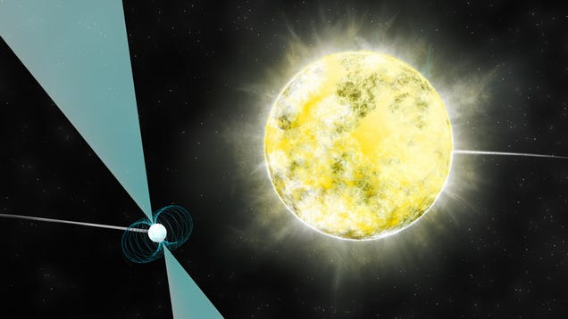 The Coldest White Dwarf Ever Discovered Is An Earth-Sized Diamond