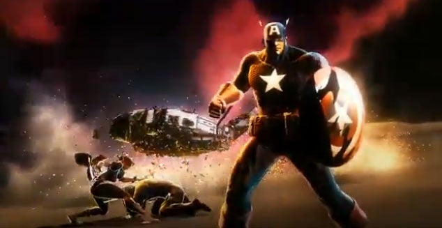 Marvel vs Capcom 3 Welcomes A New Challenger