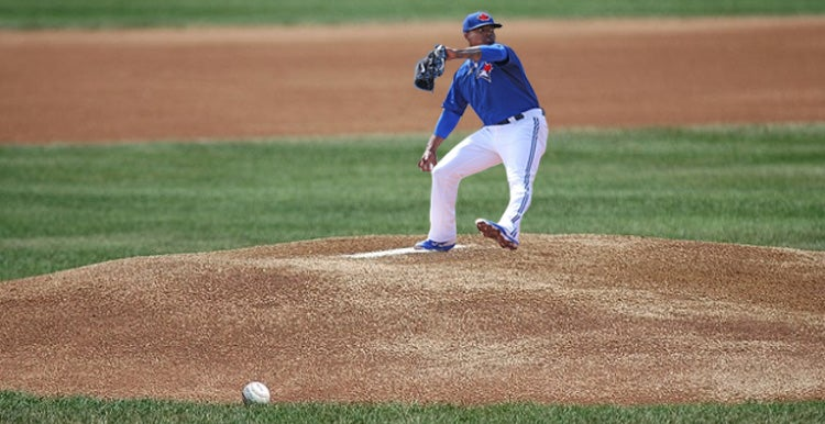 Marcus Stroman is 5 feet and 9 inches of awesome