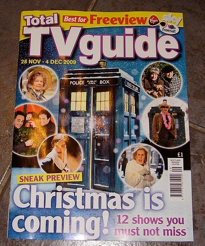 Doctor Who Magazine Gallery
