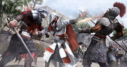 Assassin's Creed: Brotherhood Beta Comes To All PlayStation Plus Members