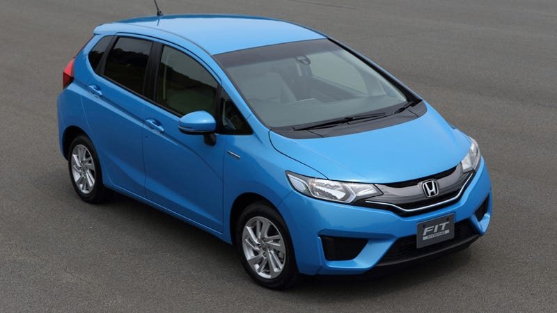 2015 Honda Fit: This Is It