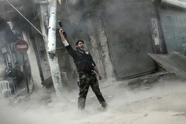 Las fotografías ganadoras del Pulitzer 2013 y el horror de la guerra