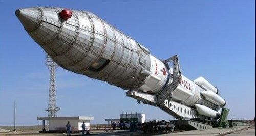 The Russian Cold War Rocket That Still Does Heavy Lifting