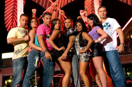 The Jersey Shore Guidos to Tape Season Two in South Beach