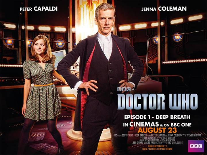 Doctor Who is heading back to the Cinema