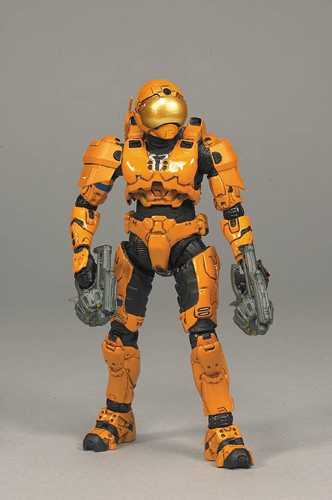 New Figures For ODST, Halo Wars, Halo 2 & 3