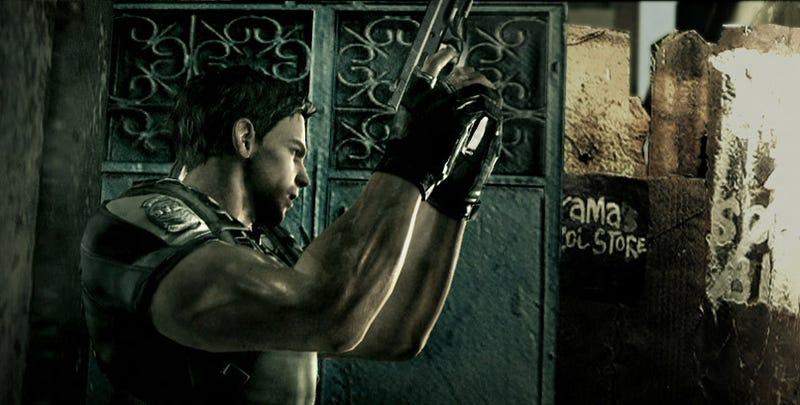 Resident Evil 5's Japanese Release Moved Forward