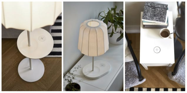 IKEA Is Now Putting Wireless Charging In Your Furniture