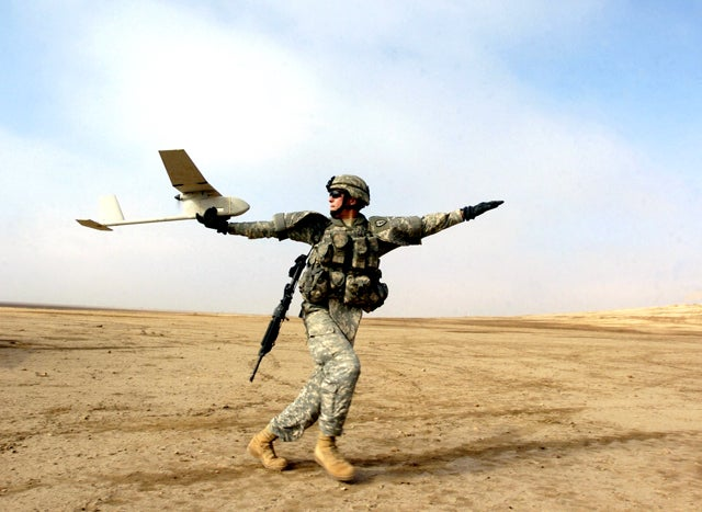 Don't Sell Your Spy Drone on the Internet
