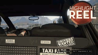 The Worst Taxi Driver in<i> Grand Theft Auto</i>