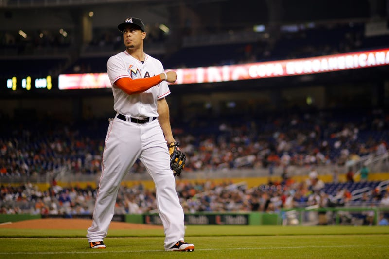 Marlins Deny Giancarlo Stanton Trade Talks