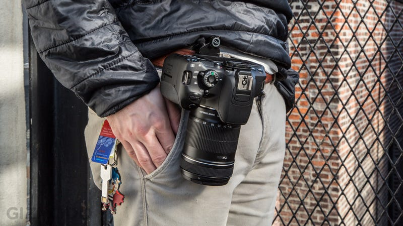 Capture Camera Clip Review: Pricey, But Pretty Damn Handy