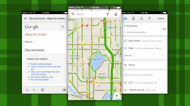 "Google Maps for iOS Gets Faster Navigation, Plus ""Tips and Tricks"""