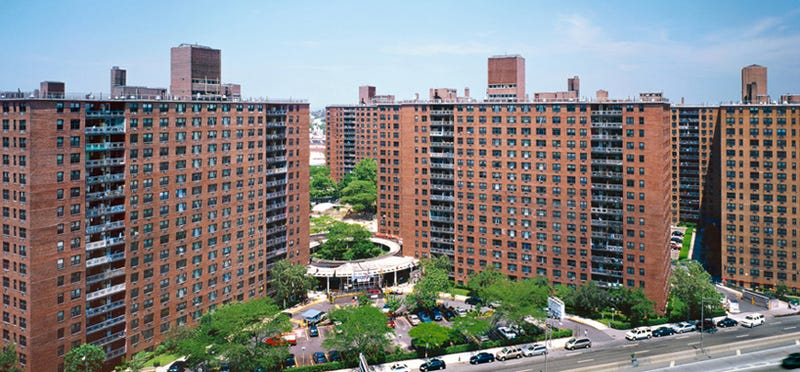 Here Is NYC's Most Gigantic Affordable Housing Project Since the 1960s