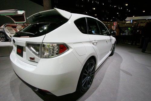 2010 Subaru Impreza WRX STI Special Edition Gallery: L.A. Auto Show