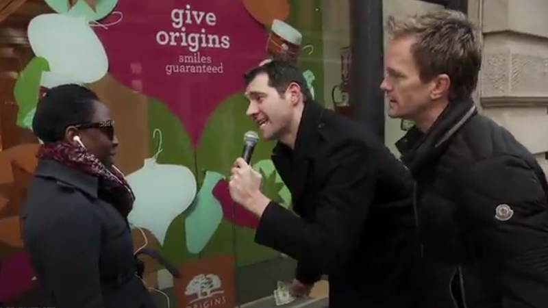 NPH and Billy Eichner Get Very Confrontational About the End of HIMYM