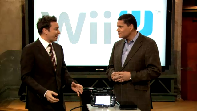 Jimmy Fallon is No Match for Reggie in Metroid Blast