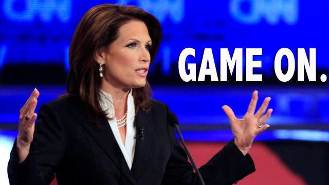 A World Where President Michele Bachmann Sounds Reasonable