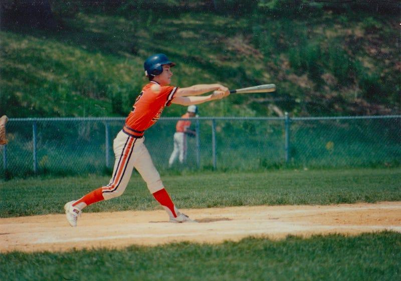 I Was A Stud High School Baseball Player