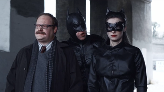 This Week's Top Comedy Video: Batman Says His Goodbyes