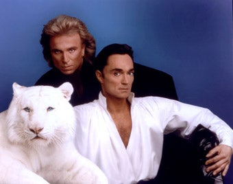 Siegfried & Roy's Gay Sex Shocker May Surprise You