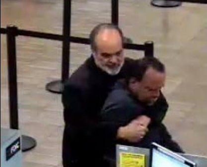 Pulitzer Winner Foils Bank Robbery With Bear Hug