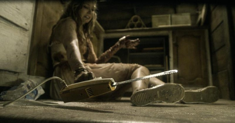 These Evil Dead reboot photos are disturbingly gorgeous