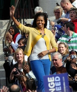 Michelle Obama: The Best Black Female Role Model Since Claire Huxtable?