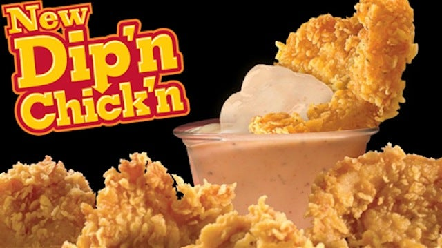 Holy Christ: Chicken Nuggets Evolve into Dip Scoops