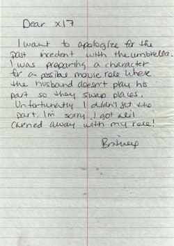 Britney Spears Is Stubborn, Sweet... Hopefully Not Pregnant