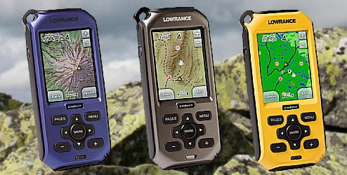 Lowrance Endura Touchscreen GPS Takes Any Map on Land and Sea