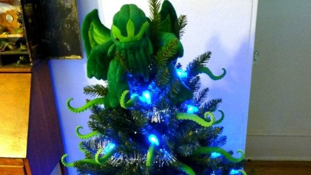 On the First Day Of Cthulhumas, My True Love Gave to Me...