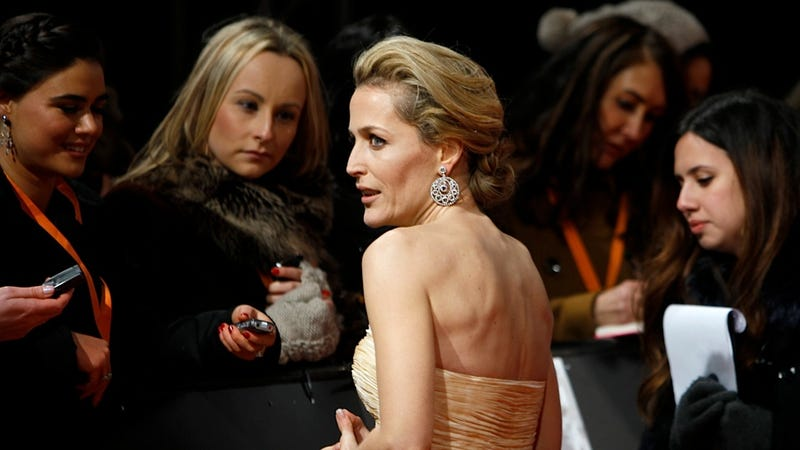 Gillian Anderson Would Rather Her Daughter Not Chase After Men