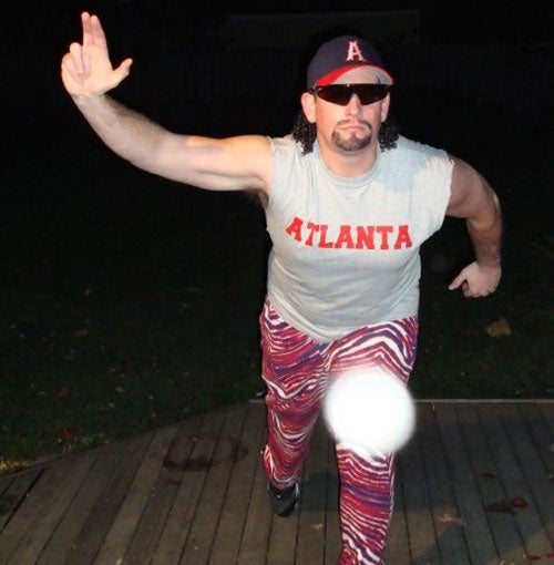 Sports-O-Ween III: Season Of The Itchy Sweatpants