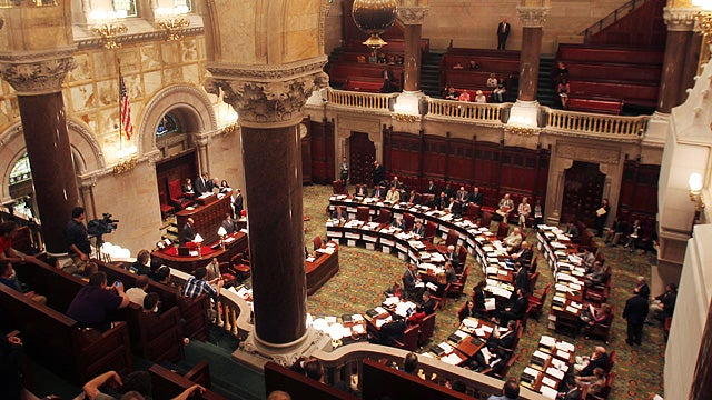 New York State Senate Votes on Gay Marriage