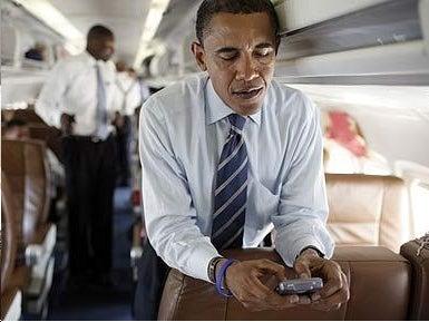 Barack Obama's Blogroll