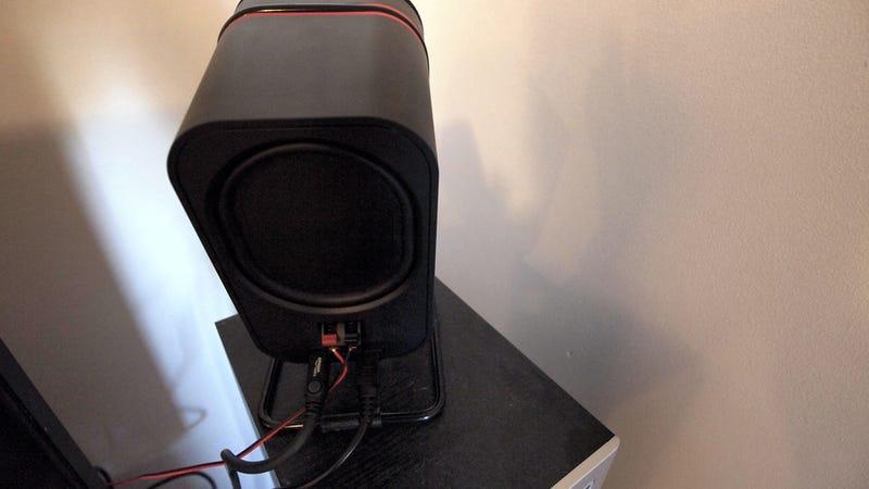 Audyssey Lower East Side Speakers: Desk-Small, TV-Brilliant