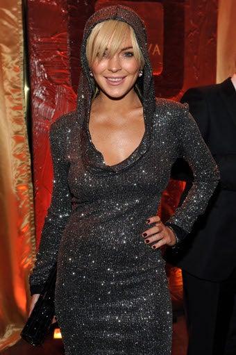 "Lindsay Gets Snubbed By Designer; Madonna Considers ""Material Girl"" Clothing Line"