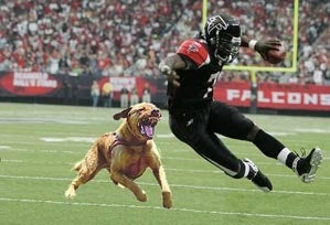 Vick Just Can't Wait To Get Himself To Prison