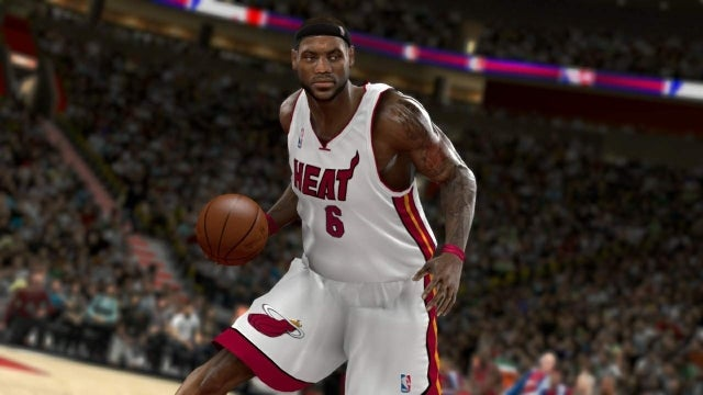 Did LeBron James Kill NBA 2K13's Competitive Balance?