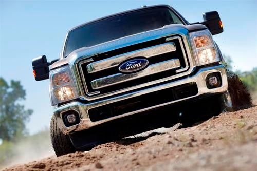 2011 Ford F-Series Super Duty Gallery
