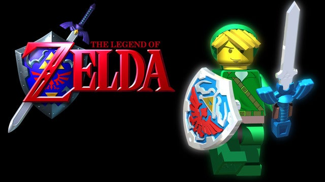 Help This Man Make LEGO Zelda a Reality