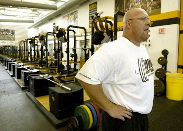 Iowa Gives Coaching Award To Man Whose Workout Sent 13 Players To The Hospital
