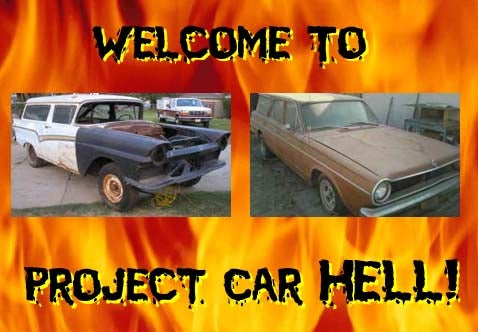 PCH, Detroit Wagon Edition: '57 Ford or '65 Dodge?