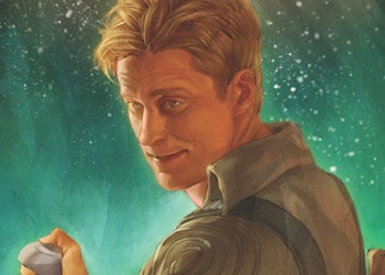 Patton Oswalt + Joss Whedon's Firefly = Comic Book Gold?