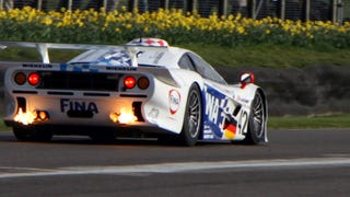 Start The Weekend With This Massive McLaren F1 GTR Photo Dump